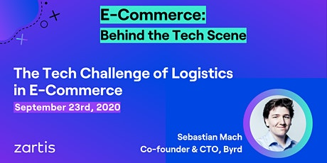 The Tech Challenge of Logistics in E-Commerce tickets