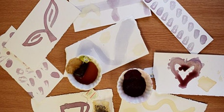 Tea Dyeing & Painting Workshop tickets
