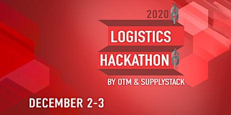 Digital Logistics Hackathon 2020 tickets