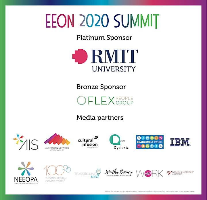 EEON's 3rd Biennial 2020 Enabling  Inclusion & Diversity Summit image