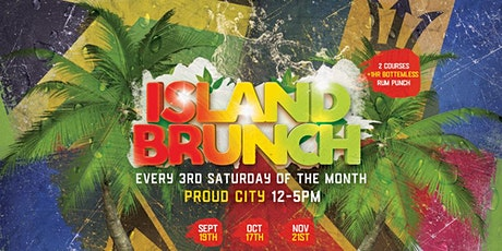 Island Brunch tickets