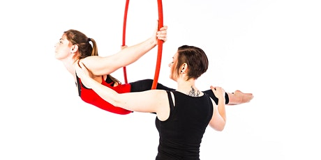 Aerial Hoop Intermediate Instructor Training Intensive tickets