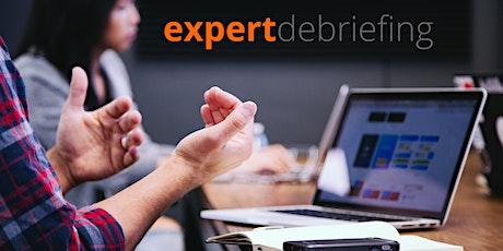 Ausbildung Expert Debriefing Moderator*in (21.-22.10.2020) Tickets