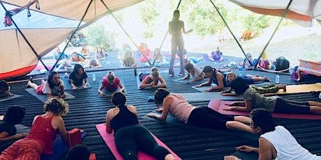 Cours de Yin  Yoga billets