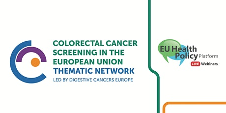 Interactive Webinar 2: DiCE/EU Commission Thematic Network on CRC Screening tickets