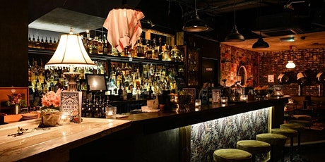 Hidden London | Secret Venue | Burlock Rum Room Ma tickets
