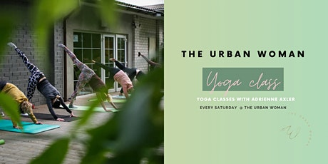 The Urban Woman: Yoga classes billets