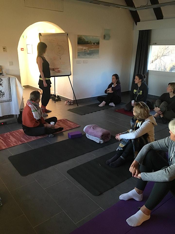 Image pour Week end Yin Yang Yoga & Energie HIVER-PRINTEMPS en Camargue