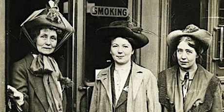 On the Trail of the Suffragettes in Manchester tickets