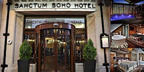 Sanctum Soho Hotel  Friday Network Afterwork  tickets