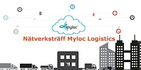 Digital nätverksträff Myloc Logistics biljetter