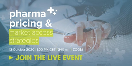 Pharma Pricing & Market Access Strategies billets
