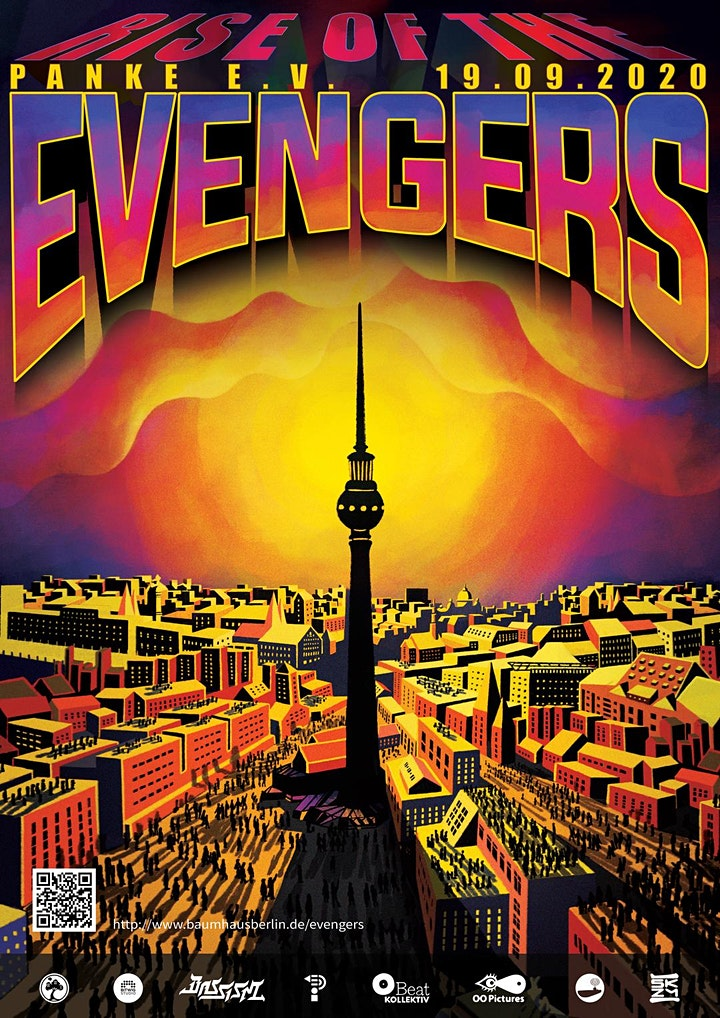 Rise of the Evengers image