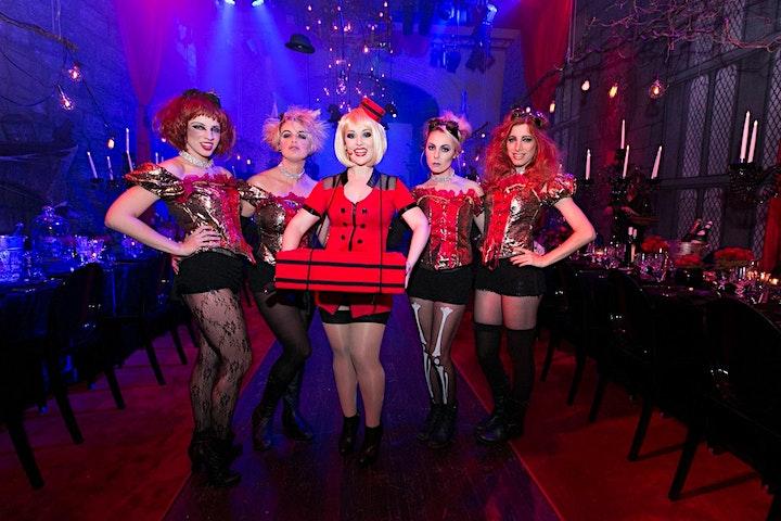 Dirty Cabaret - Halloween image