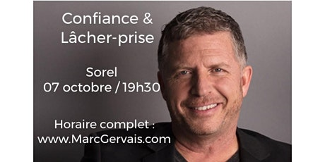 SOREL - Confiance / Lâcher-prise 25$ billets
