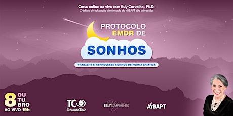 Protocolo EMDR dos Sonhos (em português) ingressos