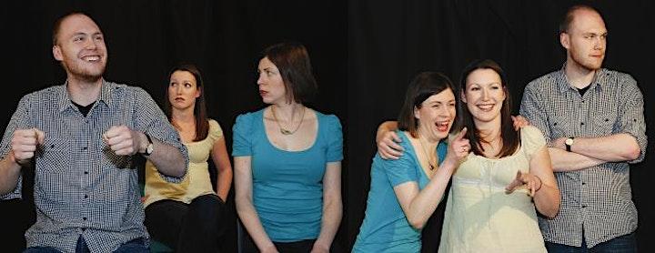 Improvisation & Acting for Beginners-Kickstart Your Creativity & Confidence image