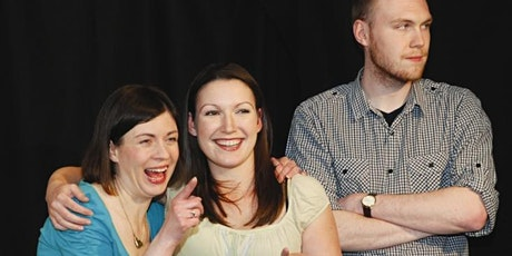 Improvisation & Acting for Beginners-Kickstart Your Creativity & Confidence tickets