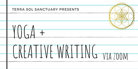 Yoga + Creative Writing tickets