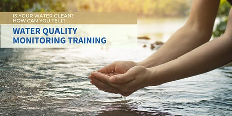 Water Quality Monitoring Training tickets
