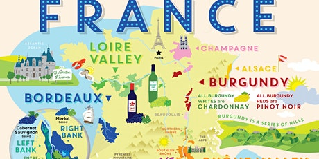 Learn about French Wines with the Alliance Française de Frederick tickets