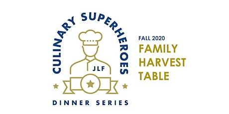 Culinary Superhero Dinner - Chef Diego Rodriguez tickets