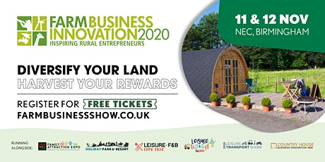 Farm Business Innovation tickets
