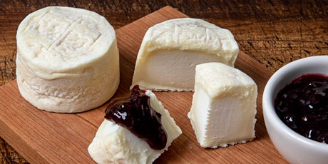 Virtual G.O.A.T Class - All Goat Cheeses tickets