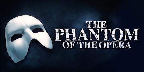 Phantom of the Opera Masquerade Ball tickets