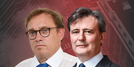 John Micklethwait and Adrian Wooldridge on the Wake Up Call to the West tickets