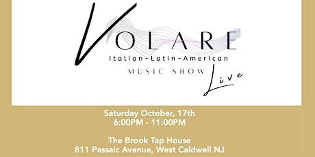 VOLARE Italian Latin American Music Event tickets