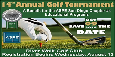Save the Date for Our 14th Annual Golf Tournament! tickets