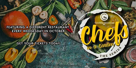 Chefs in a Garden: The Series tickets