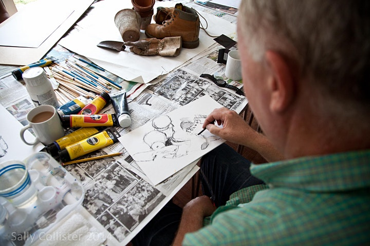 Mendip Wellbeing Project: The Creative Home - Visual Arts course image