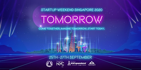 Startup Weekend Singapore 2020: Tomorrow tickets