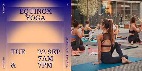 Equinox Yoga tickets