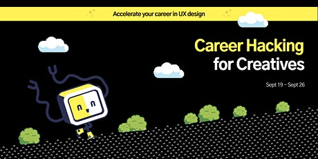 Career Hacking for Designers Tickets