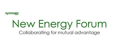 New Energy Forum Roundtable on 'The transition to clean heat' tickets