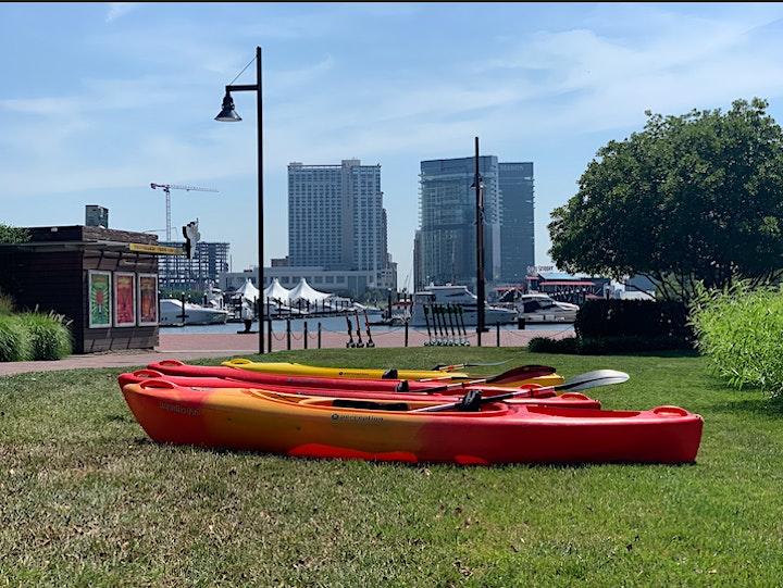 Inner Harbor Kayak Tours image