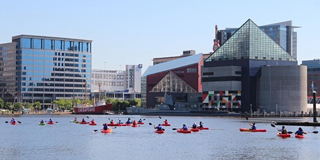 Inner Harbor Kayak Tours tickets