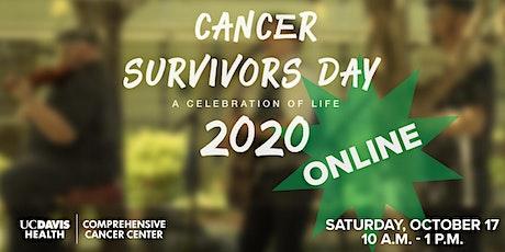Cancer Survivors Day ONLINE tickets