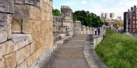 Global Campus Trip: York City Walls tickets