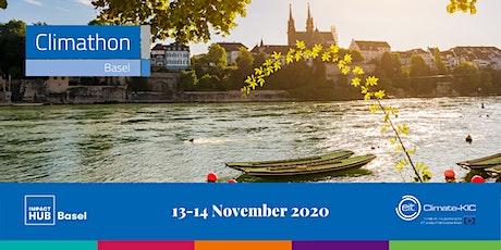 Climathon Basel 2020 Tickets
