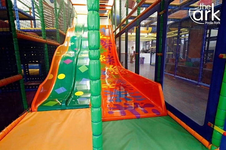 Soft Play at The Ark in Poole Park image