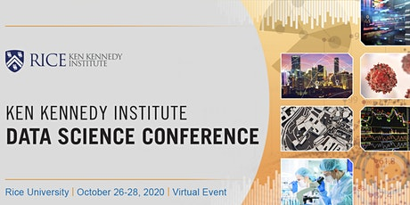 2020 Ken Kennedy Institute Data Science Conference tickets