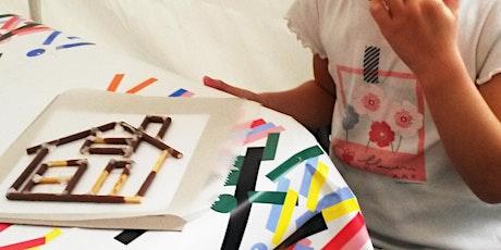 """Atelier Famille """"Home Sweet Home"""" : La Grande-Île en Mikado billets"""