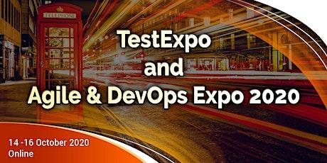 TestExpo and Agile & DevOps Expo 2020 tickets