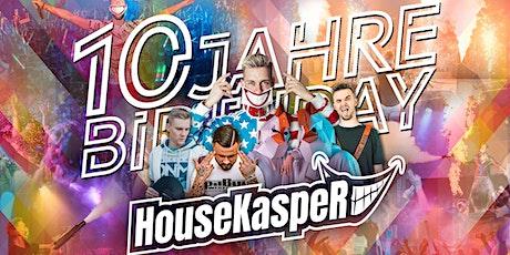 SA. 19.09. / HouseKaspeRs B-Day Open Air / Leipzig tickets