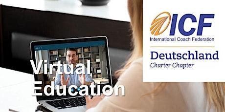 Durchführung von Coachings/Virtual Educations mit Zoom - Peter Tschötschel tickets