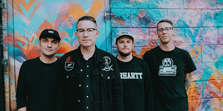 """Hawthorne Heights  """"LIMITED VENUE SHOWING"""" @ Outland Ballroom tickets"""